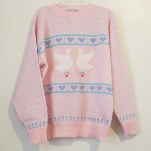 Vintage sweater size L
